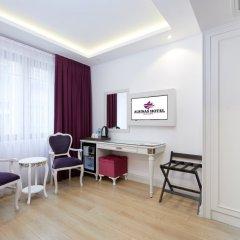 Отель Albinas Old City Стандартный семейный номер разные типы кроватей фото 8
