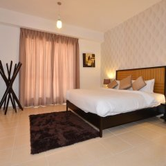 Отель Vacation Holiday Homes - Jumeirah Beach Residences комната для гостей фото 4