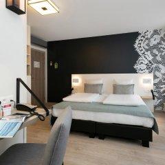Отель Martins Brugge 3* Семейный номер Charming с различными типами кроватей фото 6