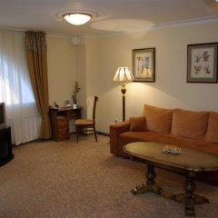 Гостиница Тверская Усадьба комната для гостей фото 7