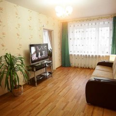 Апартаменты Пушкина 12 Ярославль комната для гостей фото 3