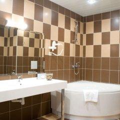 Гостиница Аквариум ванная