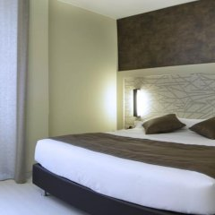 Hotel Aosta Милан комната для гостей фото 6