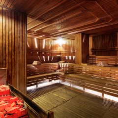Отель Crystal Tat Beach Resort Spa сауна фото 2