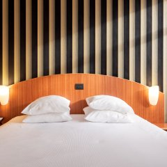 Hotel Aris 3* Стандартный номер с двуспальной кроватью фото 3