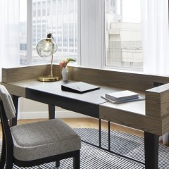 Отель Conrad New York Midtown США, Нью-Йорк - отзывы, цены и фото номеров - забронировать отель Conrad New York Midtown онлайн удобства в номере фото 2