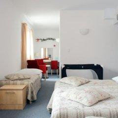 Hotel Chvalská Tvrz комната для гостей