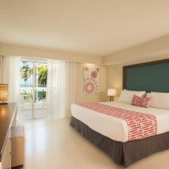 Отель Emotions by Hodelpa - Playa Dorada 4* Улучшенный номер с различными типами кроватей