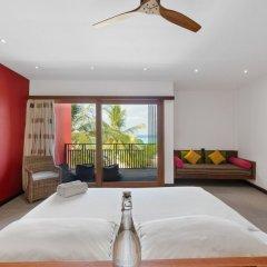 Отель The Barefoot Eco Мальдивы, Ханимаду - отзывы, цены и фото номеров - забронировать отель The Barefoot Eco онлайн комната для гостей фото 3