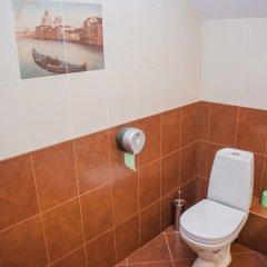 Отель Меблированные комнаты Петроградка Санкт-Петербург ванная фото 2