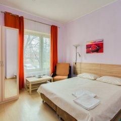 Мини-Отель Турист На Солдатской Стандартный номер с различными типами кроватей фото 4