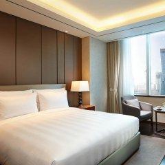 Lotte City Hotel Myeongdong 4* Улучшенный люкс с различными типами кроватей
