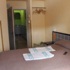 Отель Hostal Alcobia комната для гостей фото 2