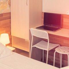 Ахаус-отель на Нахимовском проспекте Семейная студия с различными типами кроватей фото 2