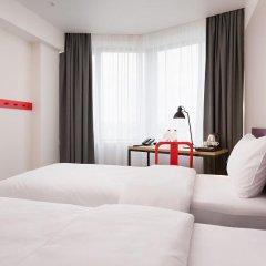 AZIMUT Отель Смоленская Москва 4* Номер SMART Standard с различными типами кроватей фото 5