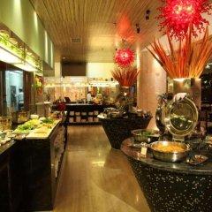 Отель Ramada Xian Bell Tower Hotel Китай, Сиань - отзывы, цены и фото номеров - забронировать отель Ramada Xian Bell Tower Hotel онлайн питание фото 3