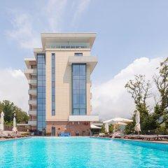 Гостиница Lavicon Apart Hotel Collection в Небуге 13 отзывов об отеле, цены и фото номеров - забронировать гостиницу Lavicon Apart Hotel Collection онлайн Небуг бассейн