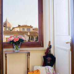 Отель Hermitage Hotel Италия, Флоренция - 1 отзыв об отеле, цены и фото номеров - забронировать отель Hermitage Hotel онлайн комната для гостей фото 8