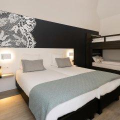Отель Martins Brugge 3* Семейный номер Charming с различными типами кроватей фото 4