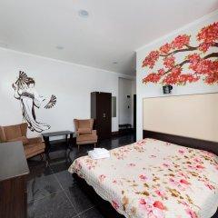 Гостиница Хитровка Стандартный номер с различными типами кроватей фото 6