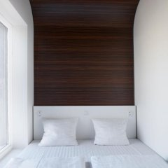 Отель Steel House Copenhagen Стандартный номер с различными типами кроватей