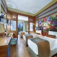 Отель Xafira Deluxe Resort & Spa All Inclusive комната для гостей фото 2