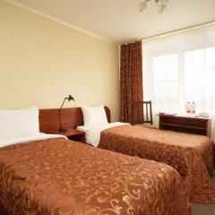 Азимут Отель Астрахань 3* Стандартный двухкомнатный номер с различными типами кроватей фото 3