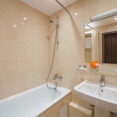 Гостиница Комплекс апартаментов Комфорт Улучшенные апартаменты с различными типами кроватей фото 49