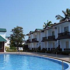 Отель Bollywood Sea Queen Beach Resort Индия, Гоа - отзывы, цены и фото номеров - забронировать отель Bollywood Sea Queen Beach Resort онлайн бассейн фото 2