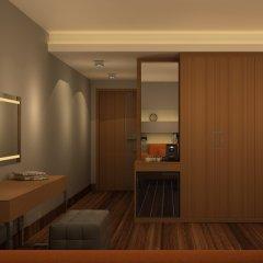 Julian Club Hotel 4* Номер Делюкс с различными типами кроватей фото 4