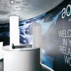 Отель Aqua Италия, Абано-Терме - 5 отзывов об отеле, цены и фото номеров - забронировать отель Aqua онлайн интерьер отеля