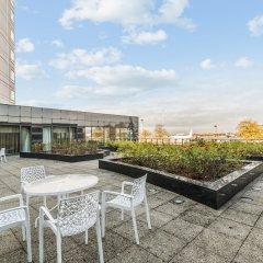 Отель Hilton Paris Charles De Gaulle Airport бассейн фото 6