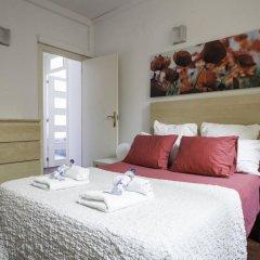 Отель BarcelonaForRent Eixample Suites Барселона комната для гостей