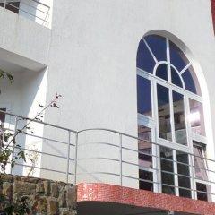 Гостиница Алый Парус вид на фасад фото 3