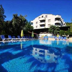 Adler Турция, Мармарис - отзывы, цены и фото номеров - забронировать отель Adler онлайн бассейн