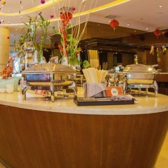 Отель Mingshen Jinjiang Golf Resort гостиничный бар