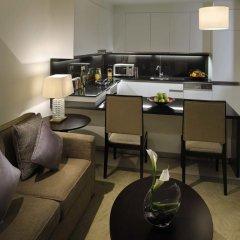 Отель Address Dubai Marina Стандартный номер с различными типами кроватей фото 6