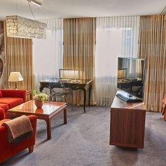 Hotel Vier Jahreszeiten Kempinski München 5* Полулюкс с двуспальной кроватью фото 2