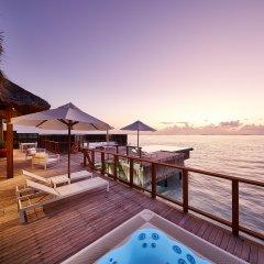 Отель Conrad Maldives Rangali Island Мальдивы, Хувахенду - 8 отзывов об отеле, цены и фото номеров - забронировать отель Conrad Maldives Rangali Island онлайн приотельная территория