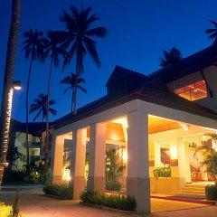 Отель Amora Beach Resort пляж Банг-Тао вид на фасад фото 2