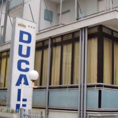 Hotel Ducale вид на фасад