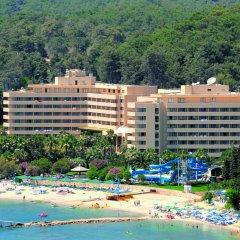World Ozkaymak Select Hotel Турция, Аланья - отзывы, цены и фото номеров - забронировать отель World Ozkaymak Select Hotel онлайн пляж фото 4