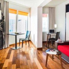 Отель Aparthotel Adagio Paris Centre Tour Eiffel 4* Студия Large с различными типами кроватей фото 2