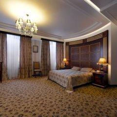 Отель Форум комната для гостей фото 5