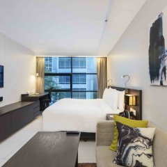 Отель Maitria Sukhumvit 18 Bangkok – A Chatrium Collection 4* Студия Делюкс