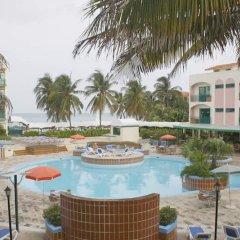 Отель Islazul Los Delfines бассейн фото 5