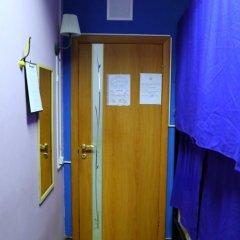 Moscow Hostel Travel Inn Кровать в общем номере с двухъярусной кроватью фото 15