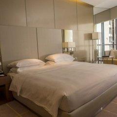 Отель Hyatt Regency Dubai Creek Heights 5* Апартаменты с различными типами кроватей фото 2