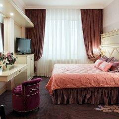 Гостиница Милан 4* Люкс повышенной комфортности с разными типами кроватей