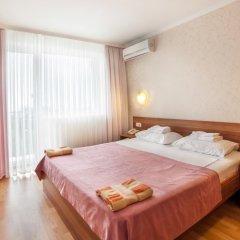 Парк-Отель и Пансионат Песочная бухта 4* Стандартный номер с двуспальной кроватью фото 2